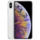 iPhone XS, 64GB, silber (ID: 00815), Zustand